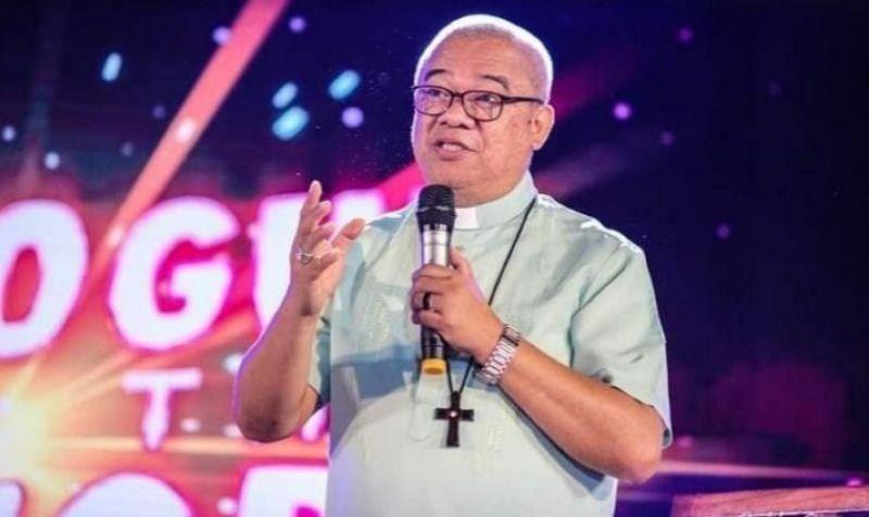 NEGROS. Bishop Gerardo Alminaza of the Diocese of San Carlos. (File photo)