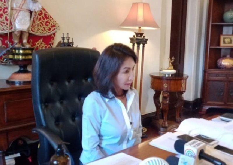 Cebu Governor Gwendolyn Garcia. (File photo)