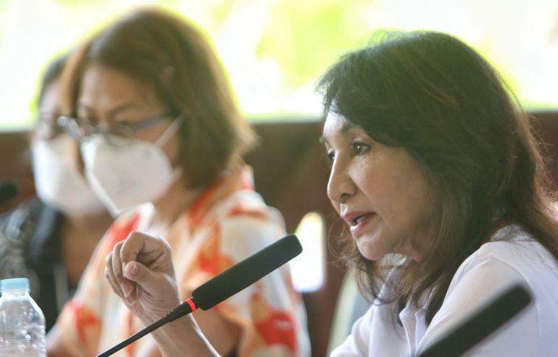 Cebu Gov. Gwendolyn Garcia. (File photo)