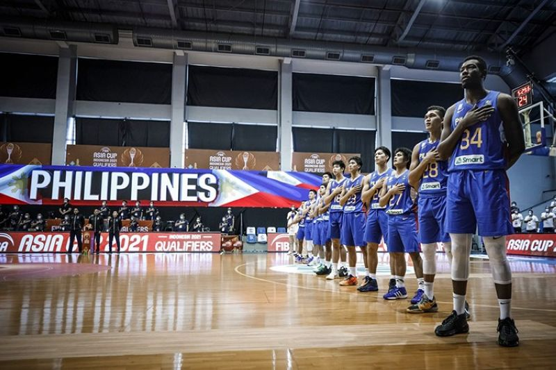 Basketball legend Ramon Fernandez lauded the SBP's program for the Gilas Pilipinas men's basketball team and is hoping they can keep the team intact for the 2023 FIBA World Cup. (FIBA)