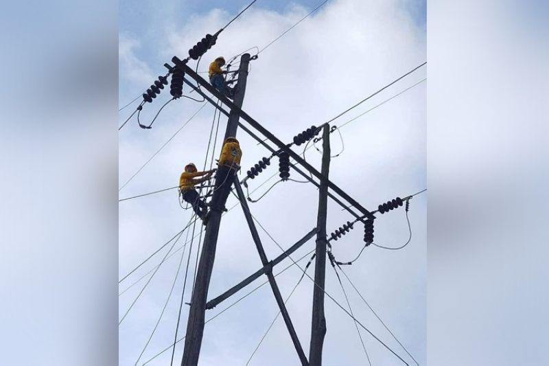 The Northern Negros Electric Cooperative, catering to electric consumers in the northern portion of Negros Occidental, announces an increase of P1.7855 per kilowatt hour in its power rate for June 2021. (Contributed photo)