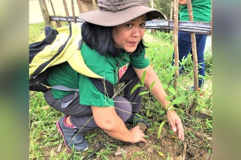 NEGROS. Dr. Rebecca Parcon is the new officer-in-charge of the Provincial Environment Management Office. (Contributed photo)