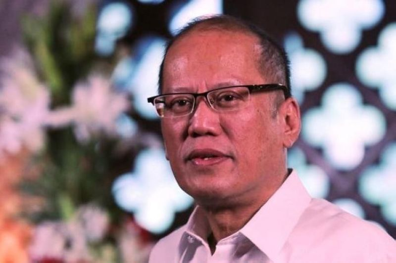 Former President Benigno Simeon C. Aquino III (File)