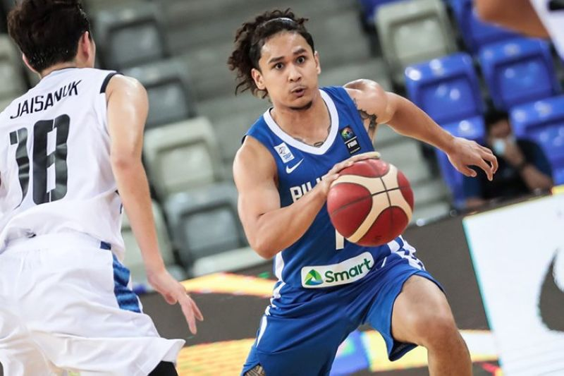 Juan Gomez de Liaño remains committed to Gilas Pilipinas despite signing a contract to play for the Earth Friends Tokyo Z in Japan's B.League. (FIBA)
