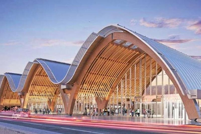 "LEGASIYA: Ang modernisasyon sa Mactan Cebu International Airport (MCIA) pinaagi sa public private partnership nahimo atol sa pamunoan ni anhing Presidente Benigno ""Noynoy"" Aquino III. / File"