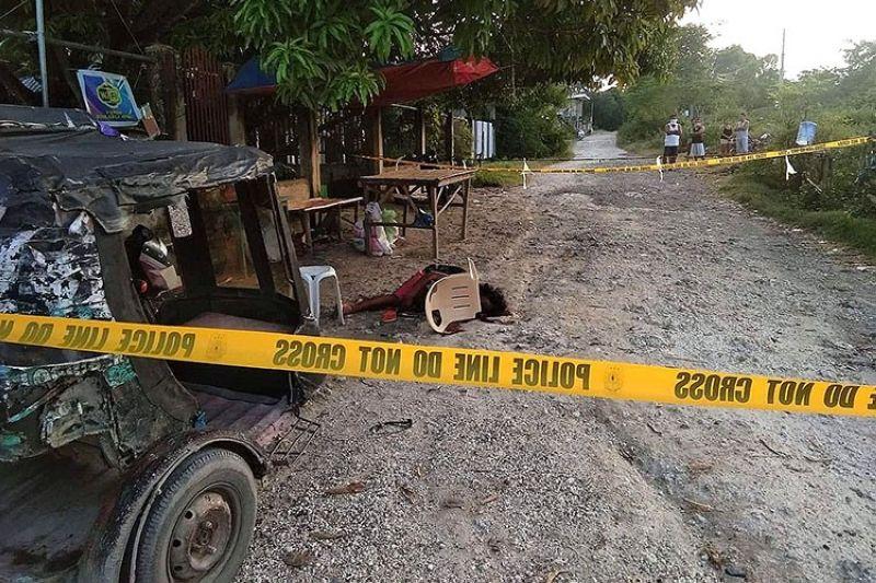 (Photo courtesy of Pinamungajan Police)