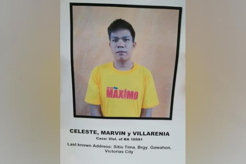 MURCIA. One of the five escapees at the Negros Occidental District Jail was killed while another one was recaptured and three others remain at large after a shootout with the chasing authorities at Hacienda Velez in Barangay Blumentritt, Murcia Wednesday morning, June 30. (BJMP photos)