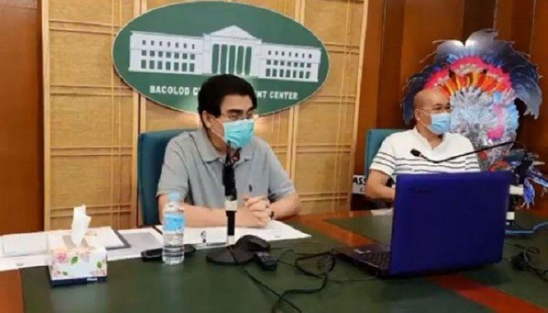 BACOLOD Mayor Evelio Leonardia issues Executive Order No. 35, placing Bacolod City under GCQ from July 1 to 31, 2021. (File photo)