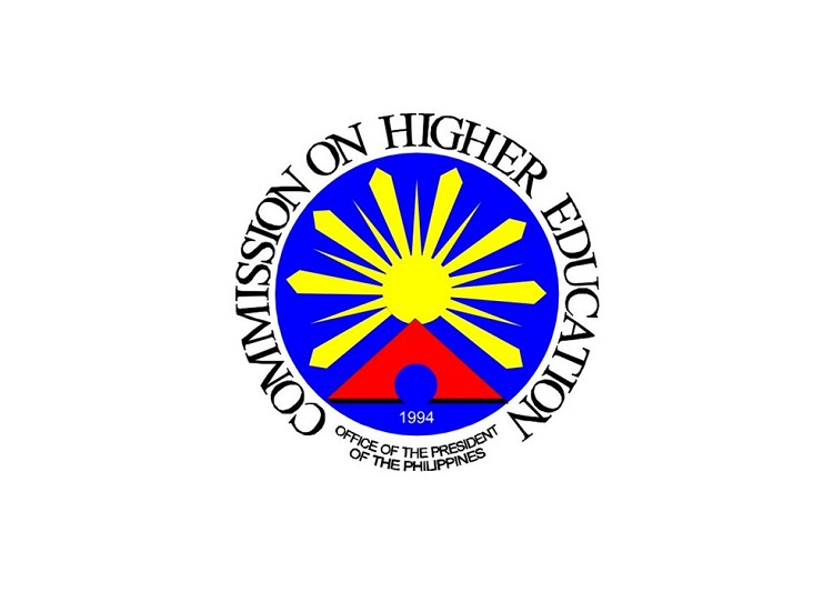Commission on Higher Education seal