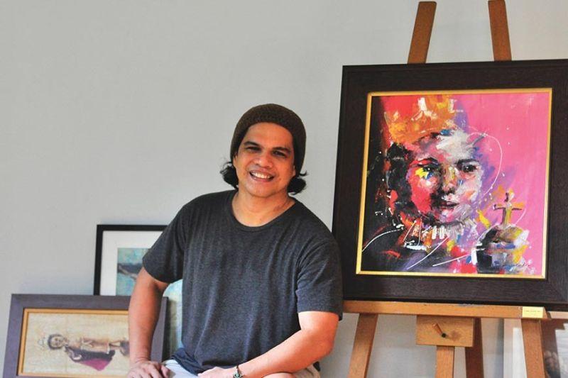 ART COLLECTOR. Lawyer Edison John Arriola.
