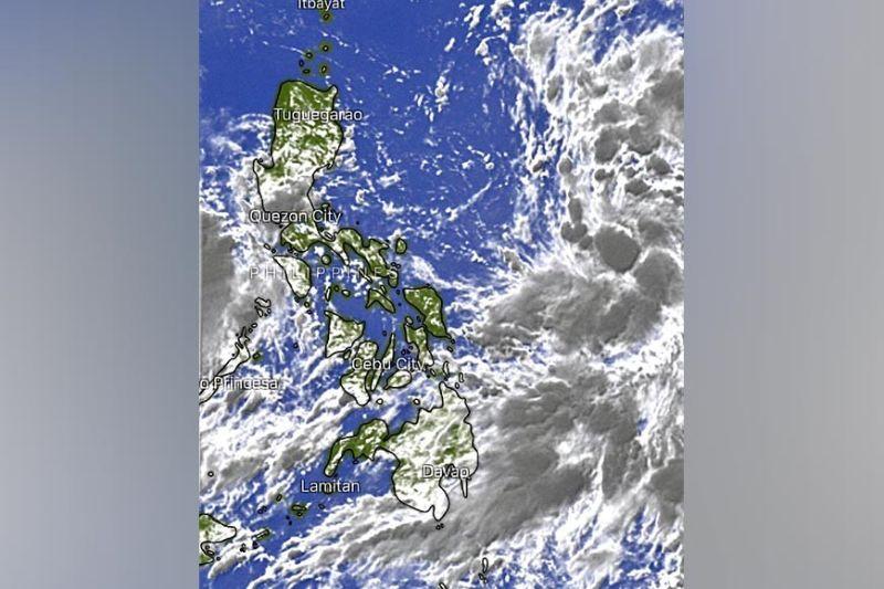 Hulagway screenshot sa live satellite radar sa Windy.com