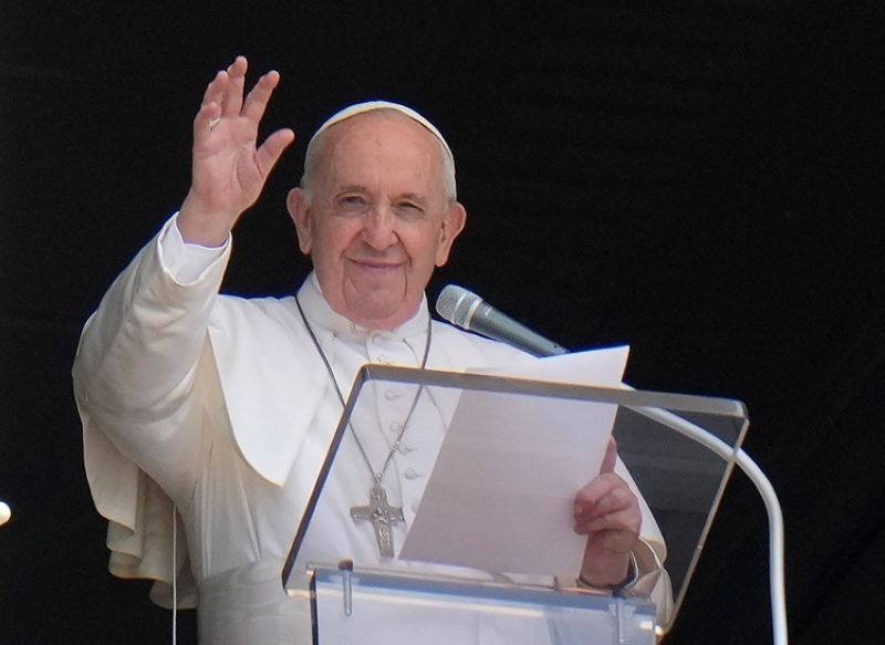Pope Francis (AP File photo)