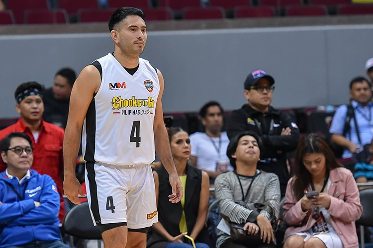 Celebrity basketball player Gerald Anderson will be missing the 2021 Chooks-to-Go Pilipinas VisMin Super Cup's Mindanao Leg because of his other commitments. (Chooks-to-Go Pilipinas VisMin Super Cup)