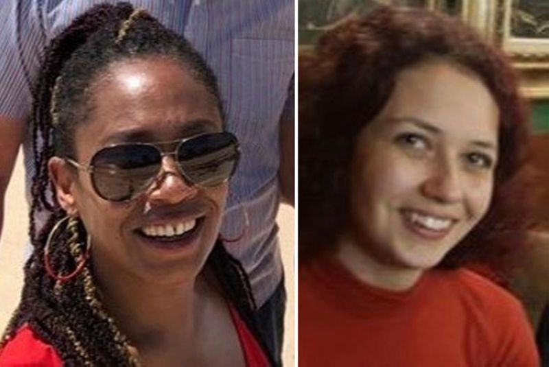 BRITAIN. This undated combination family handout file photo issued by the Metropolitan Police show Bibaa Henry (left) and Nicole Smallman. A 19-year-old British man has been convicted of murdering two sisters as they celebrated a birthday in a London park last year. (AP)