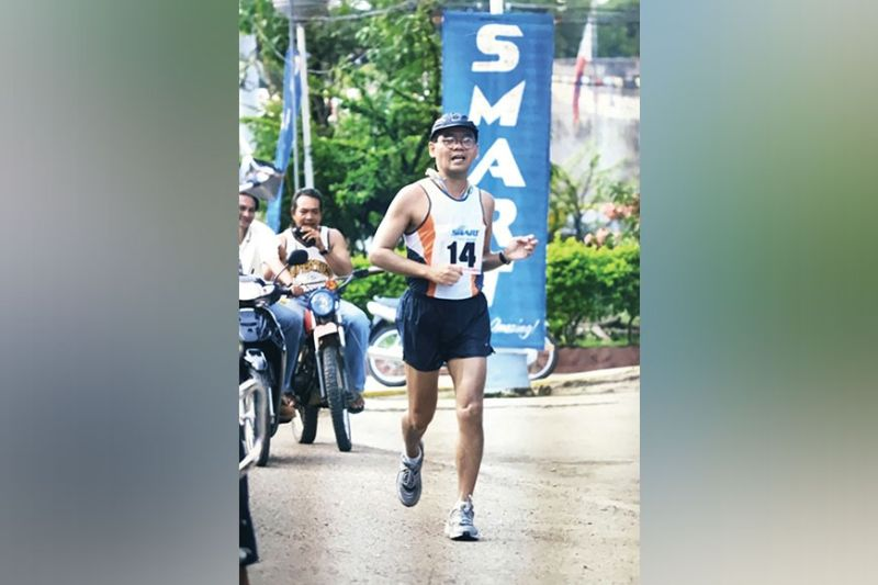 RUNNING JUSTICE. Executive Justice Gabriel T. Ingles. (Contributed photo)