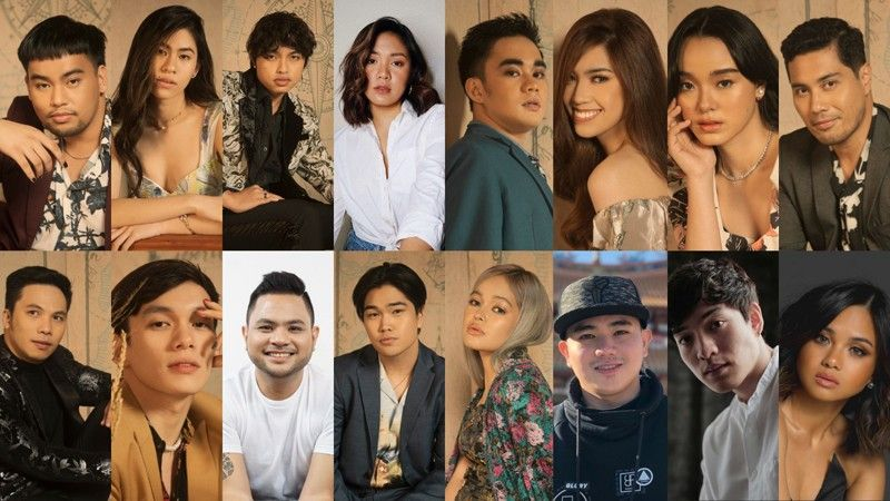 Star Magic Talents to watch out for. (Star Magic Photo)