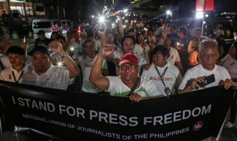 BACOLOD. Nonoy Espina was a staunch defender of press freedom. (Contributed photo)