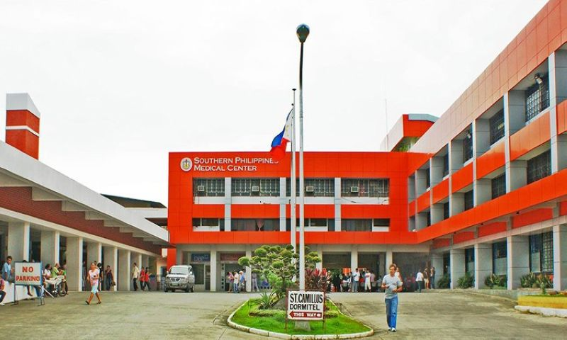 Face of the Southern Philippines Medical Center. SunStar File Photo