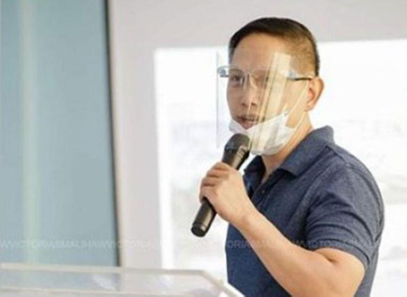 NEGROS. Negros Occidental Third District Representative Jose Francisco Benitez. (File photo)