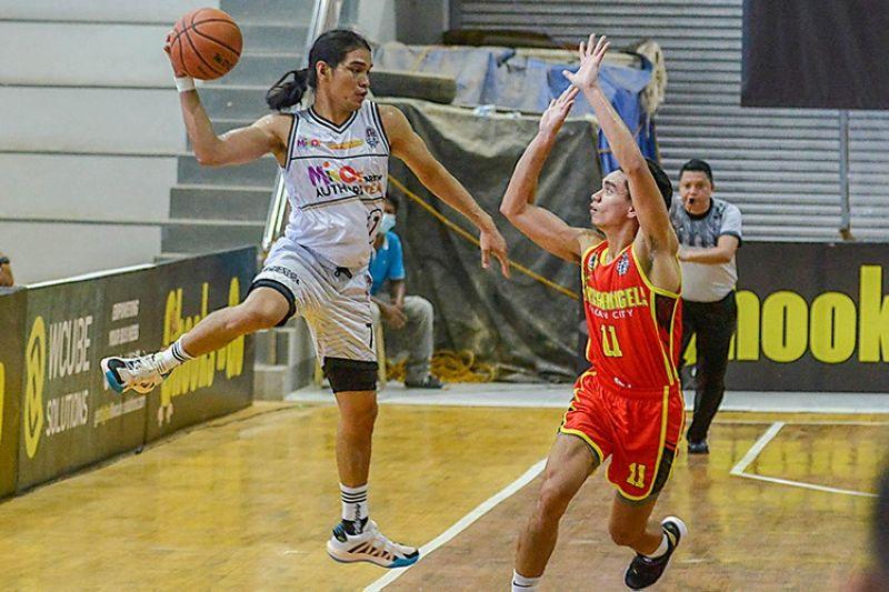 Cebuano Joseph Sedurifa led the MisOr's fightback against Iligan on Sunday.  (VisMin Cup)