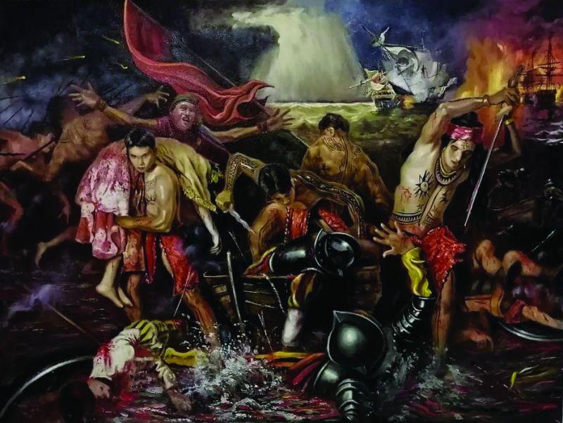 REYNAN DINGAL / THE VICTORY OF MACTAN AND FALL OF MAGELLAN