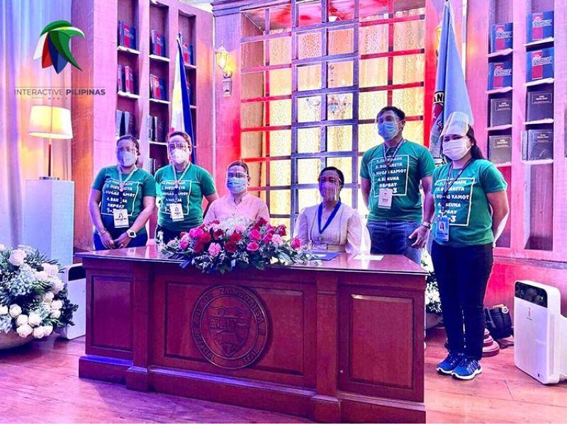 Photo courtesy of Interactive Pilipinas Media Zamboanga