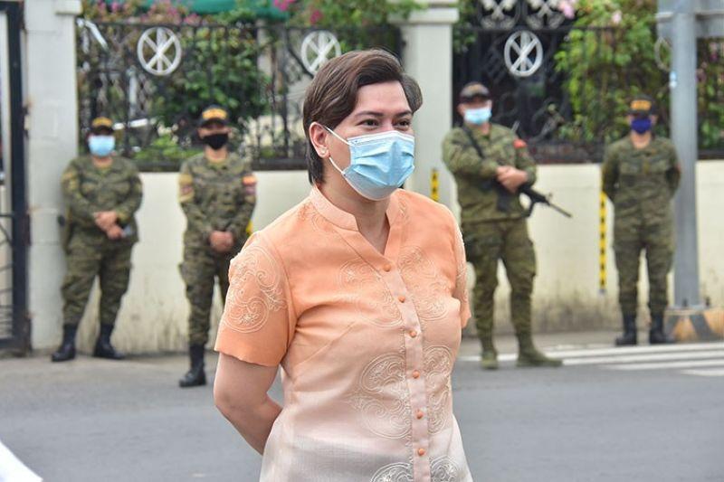 DAVAO. Davao City Mayor Sara Duterte-Carpio. (File photo)