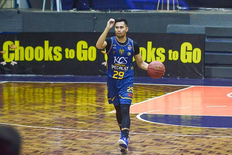 Aside from Finals MVP Ping Exciminiano, the KCS Computer Specialists will also be missing their top scorer, Gryann Mendoza, in the VisMin Cup national finals. (VisMin Cup)
