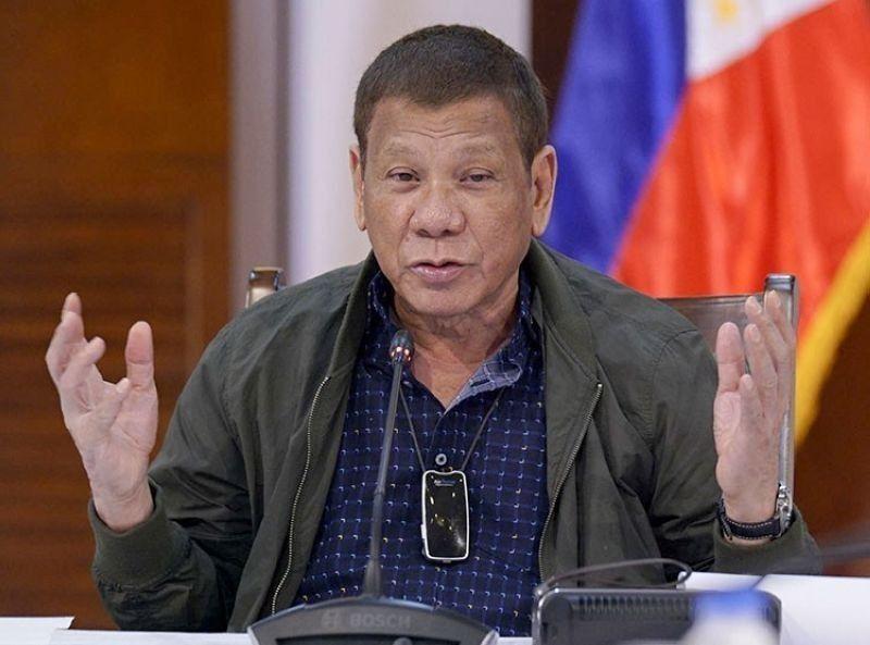 Presidente Rodrigo Duterte. (File photo)