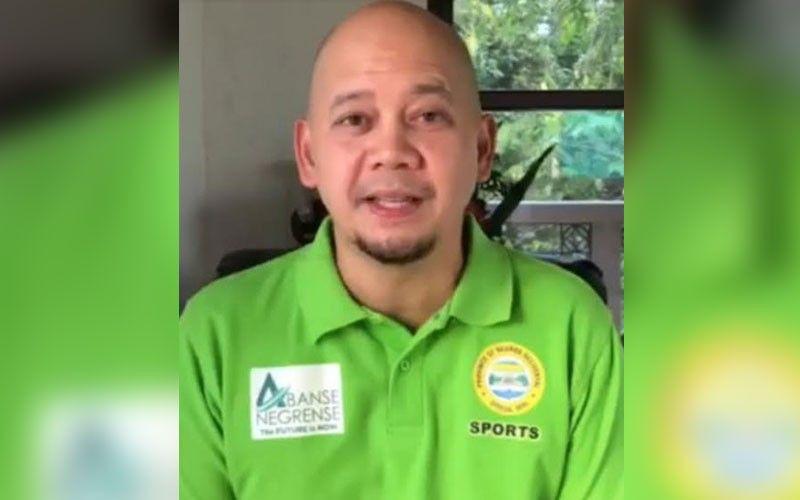 BACOLOD. Provincial Sports Coordinator Anthony Carlo Agustin. (Jerome Galunan Jr. Photo)