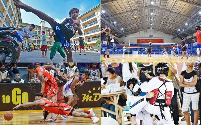 DAVAO. Since sports activities are usual venues for the prohibited mass gatherings, all local, regional, and national competitions were scrapped starting mid-March 2020. The domino effect was also felt by all sports stakeholders in Davao City. (SunStar file)