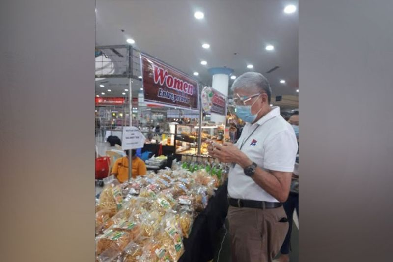 NEGROS. The previous Negros Producers Expo held at Robinsons Place Bacolod from April 16 to May 2, 2021. (File photo)