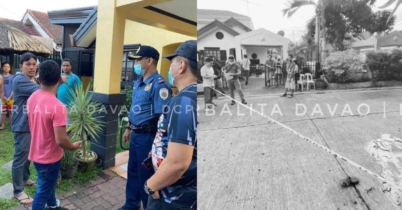 Photo from Davao City Police Office