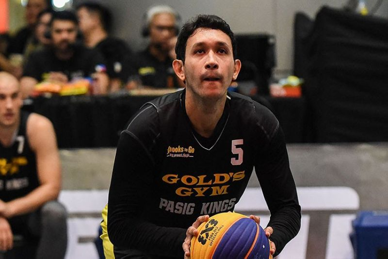 Platinum Karaoke will be bannered by 3x3 veteran Dylan Ababou. (Chooks-to-Go Pilipinas)