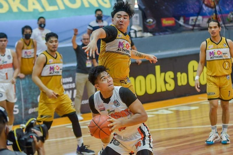 After losing to Clarin last Sunday, Pagadian bounced back with a gritty win over MisOr. / Chooks to Go Pilipinas