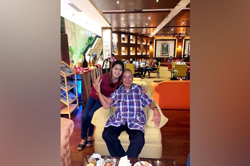 """MENTOR. Rep. Emmarie """"Lolypop"""" Ouano-Dizon (Cebu, 6th district) considers the late governor Emilio Mario """"Lito"""" Osmeña as her mentor. Osmeña succumbed to Covid-19 on Monday, July 19, 2021. (Contributed)"""