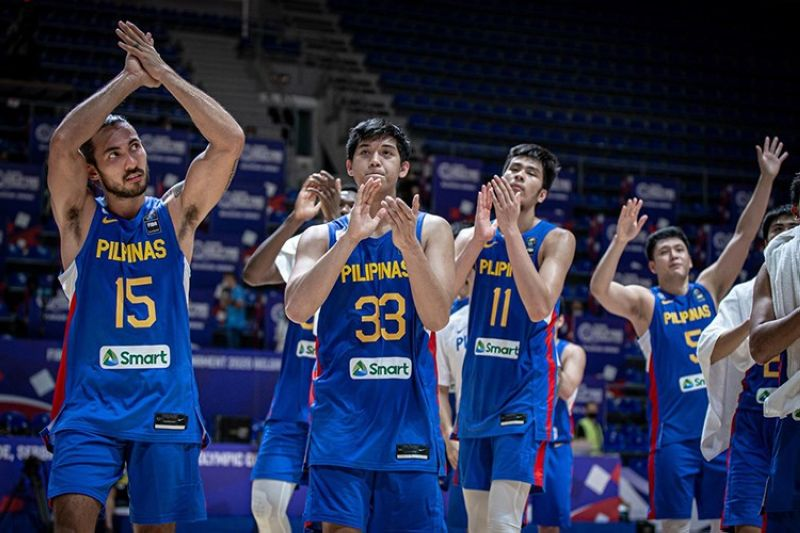 Even though the status of the FIBA Asia Cup remains unclear, the Gilas Pilipinas will continue to prepare for the tournament by joining the King Abdullah Cup in Jordan. (FIBA)