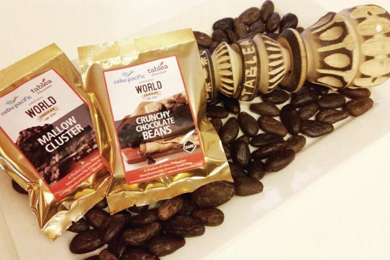 POPULAR. Chocolates are becoming a popular souvenir gift among tourists. (SunStar file)