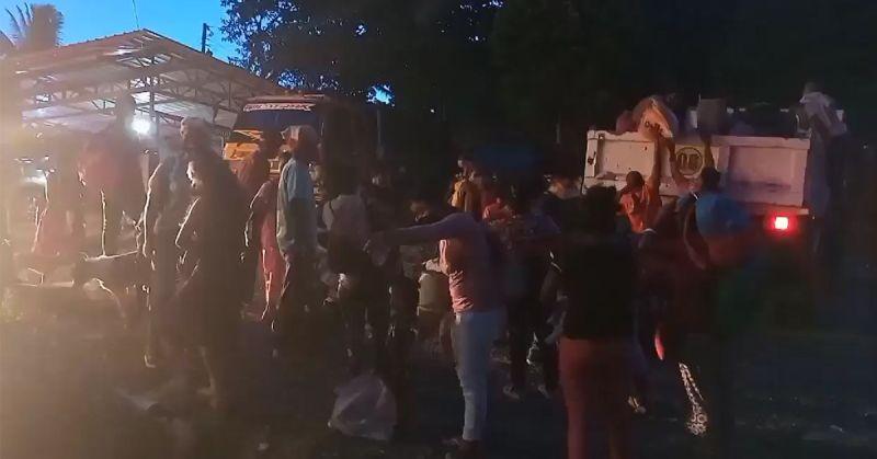 Video screenshot from PRO-Davao Region