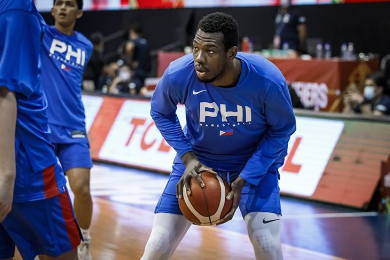 Ange Kouame led the Gilas in scoring with 13 points but the team failed to get past Egypt in the opener of the King Abdullah Cup in Jordan.  (FIBA)
