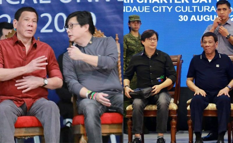 (Photos from the Office of the Presidential Assistant for the Visayas)