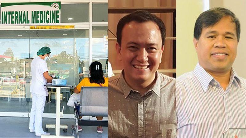 Photos from Facebook pages of CCMC and Cebu City Councilors Raymond Garcia and Alvin Dizon