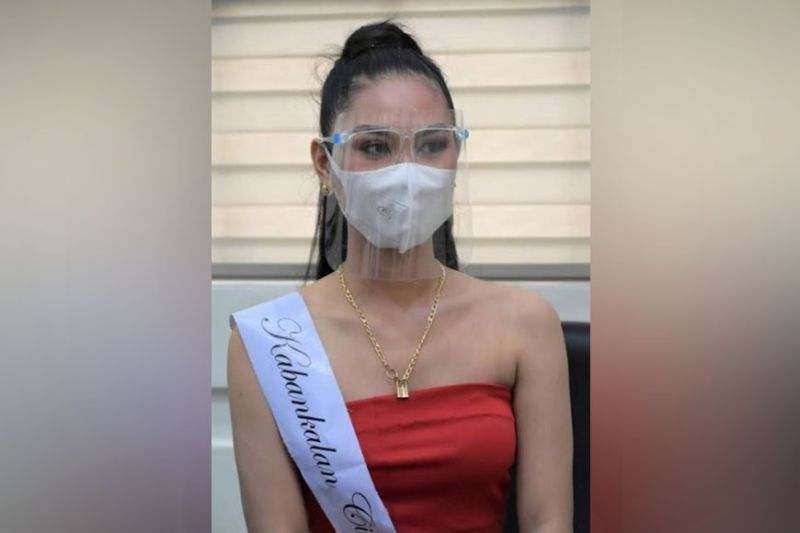 NEGROS. Magandang Filipinas 2021 candidate Angel Lazarito of Kabankalan City will compete with 29 rivals in a beauty pageant set in August in Baguio City. (Richard Malihan)
