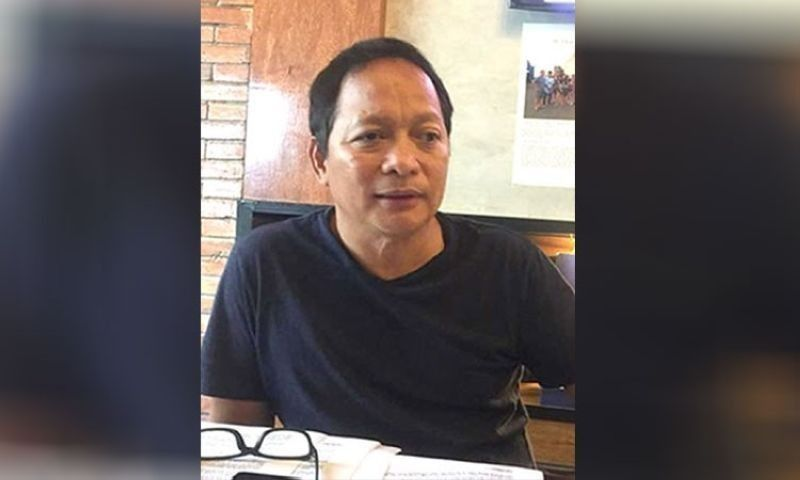 Cebu City Councilor Joel Garganera. (File photo)