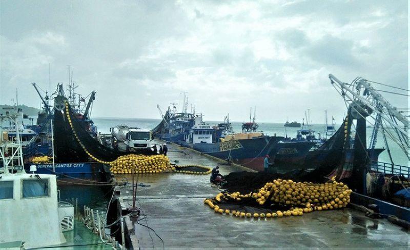 (Source: Philippine Fisheries Development Authority Sual Fish Port's Facebook)