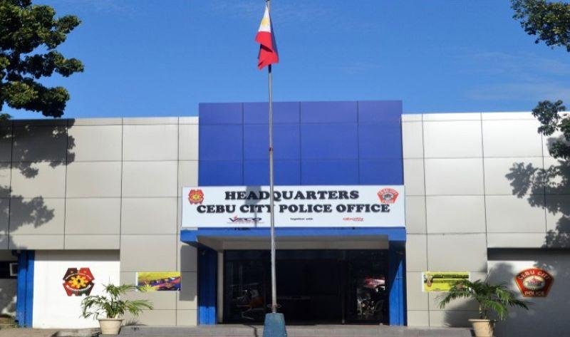 CCPO mamutang og mga checkpoint (Gikan sa Cebu City Police Office's Facebook)