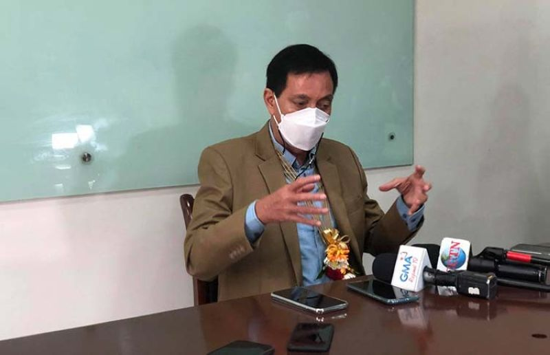 Cebu City Acting Mayor Michael Rama (Photo by Jerra J. Librea)