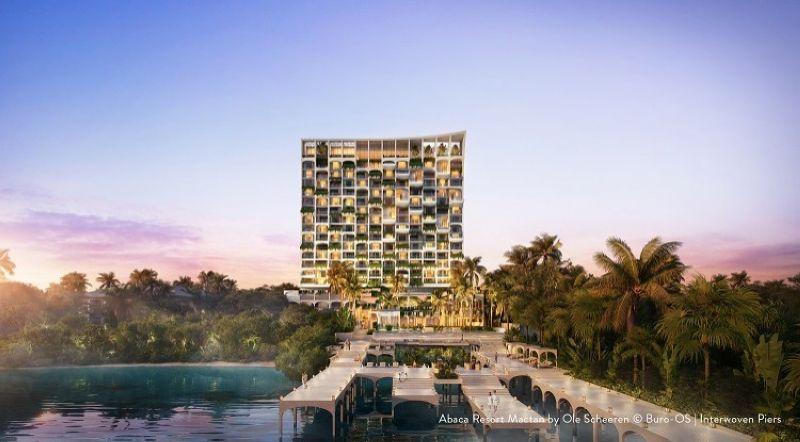 CEBU. CEBU Landmasters Inc. unveiled Wednesday, July 28, 2021, its first resort development - the P2.5 billion Abaca Resort Mactan. (Contributed photo)