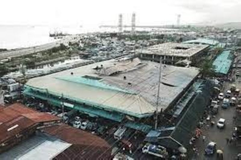 Carbon Public Market vendors awarded with stalls at unit 2. (File photo)