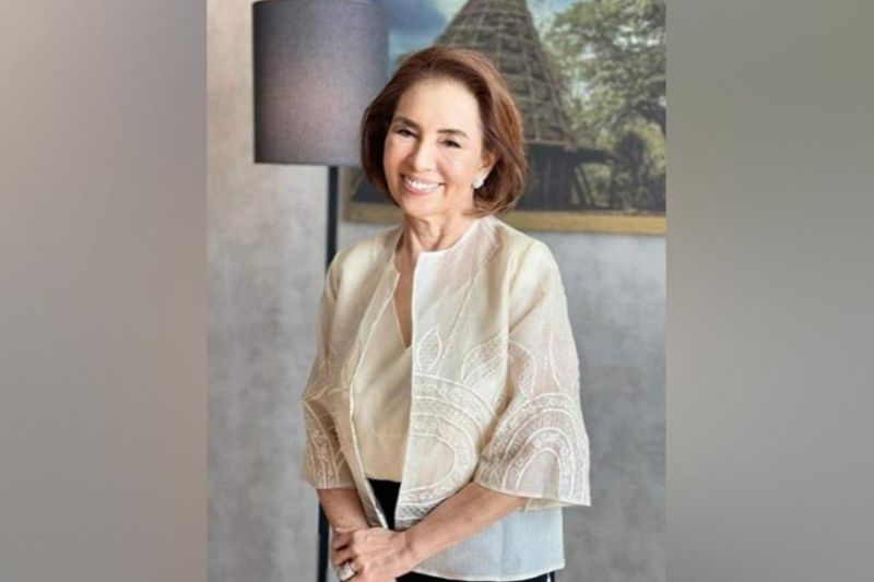 """NEGROS OCCIDENTAL. Fifth District Rep. Ma. Lourdes """"Marilou"""" Arroyo. (File photo)"""